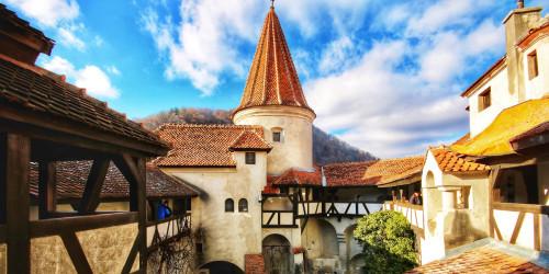 Rumıniya – Vlad Tepes, Bran qalası və onlara gedən yol