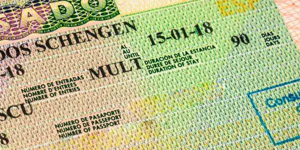 Spain Schengen visa
