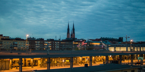 Uppsalada 12 İnstaqramlıq yer