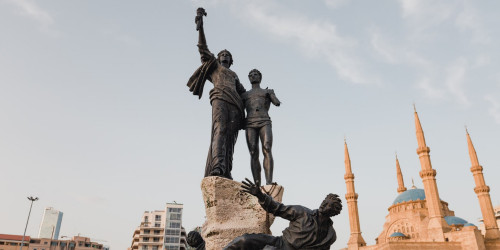 Orta Asiyanin Parisi - Beyrut