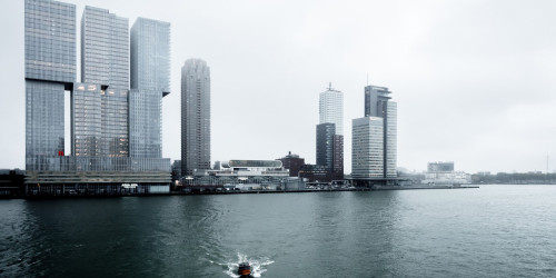 Rotterdamda 12 İnstaqramlıq yer