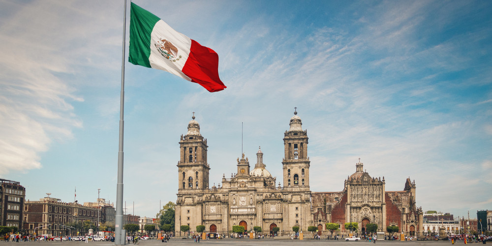 Metropolitan Cathedral of the Assumption of Virgin Mary in Mexico City