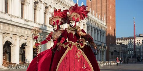 Venesiya karnavalı